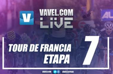 Resultado de la séptima etapa del Tour de Francia 2017: Marcel Kittel vence por ultramilésimas