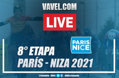 Resumen etapa 8 París - Niza entre Le Plan-Du-Var y Levens