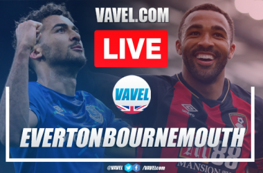 Everton vs Bournemouth (1-3) LIVE Score & Stream: Bournemouth are relegated