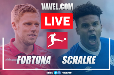 Düsseldorf vs Schalke: Live Score and Stream (2-1).