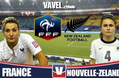 Live Coupe du Monde féminine U20 : le match France - Nouvelle-Zélande en direct