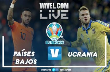 Resumen del Países Bajos 3-2 Ucrania en la Eurocopa 2020