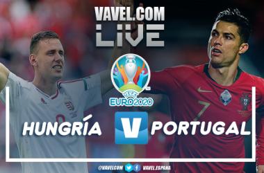 Resumen del Hungría vs Portugal de la Eurocopa 2020 (0-3)