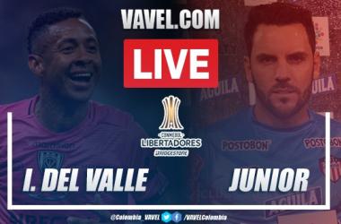 Resumen y goles: Independiente del Valle 3-0 Junior Copa Libertadores 2020