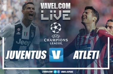 Resultado e gols de Juventus x Atlético de Madrid pela Champions League (3-0)