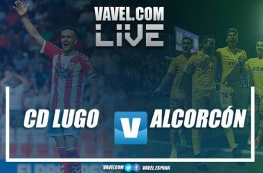 Lugo vs Alcorcón en VIVO y en directo online en LaLiga 1|2|3. Imagen: VAVEL