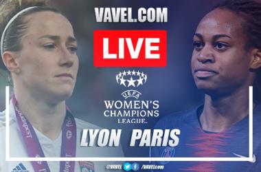 As it happened: Paris Saint Germain 0-1 Olympique Lyonnais Feminin in UEFA Women's Champions League 2020