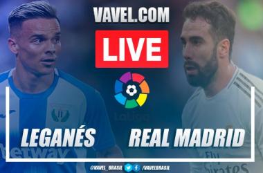 Gols e melhores momentos de Leganés e Real Madrid pela LaLiga (2-2)