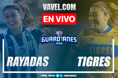 Resumen y gol: Rayadas Monterrey 0-1 Tigres en Final de Liga MX Femenil 2020