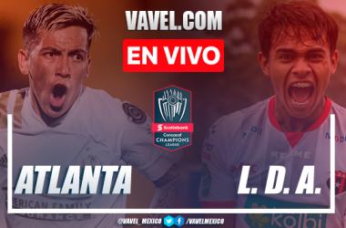 Gol y resumen: Atlanta 1-0 Alajuelense en Octavos de Final de Vuelta de la Concachampions 2021