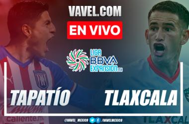 Tapatío vs Coyotes de Tlaxcala EN VIVO transmisión online AHORA Liga Expansión MX (1-0)