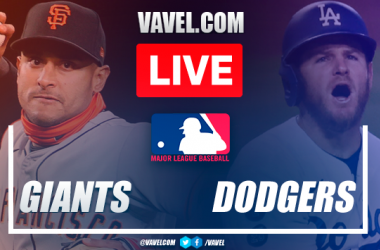 Highlights and runs:San Francisco Giants 8-5 Los Angeles Dodgers in 2021 MLB