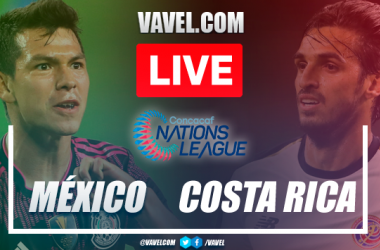 Goals and Highlights: Mexico 0(5)-(4)0 Costa Rica in Final Four CONCACAF Nations League