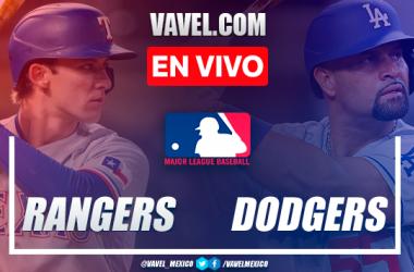 Resumen y carreras: Texas Rangers 1-12 Los Ángeles Dodgers en MLB 2021