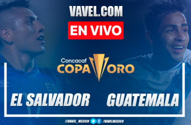 Resumen y goles: El Salvador 2-0 Guatemala en Fase de Grupos de Copa Oro 2021