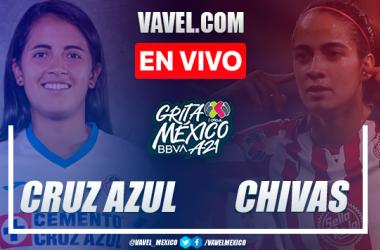 Resumen y goles: Cruz Azul Femenil 1-1 Chivas Femenil en Liga MX Apertura 2021
