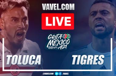 Goals and highlights: Toluca 3-1 Tigres in Liga MX Apertura 2021