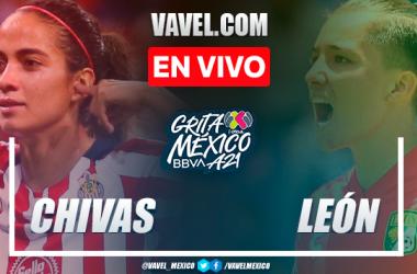 Resumen y goles: Chivas Femenil 2-1 León Femenil en Jornada 3 de Liga MX Femenil Apertura 2021