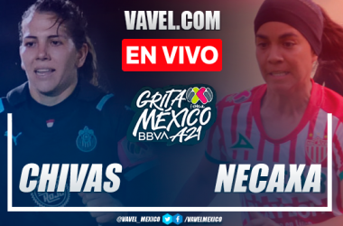 Resumen y goles: Chivas Femenil 6-0 Necaxa Femenil en Liga MX Femenil Apertura 2021