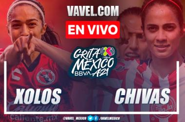 Gol y resumen: Xolos Tijuana Femenil 1-0 Chivas Femenil en Liga MX Femenil Apertura 2021
