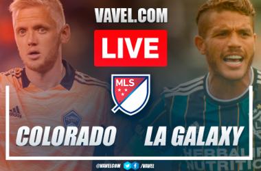 Goals and highlights: Colorado Rapids 1-1 LA Galaxy in MLS 2021