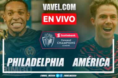 Resumen y goles: Philadelphia Union 0-2 América en Concachampions 2021