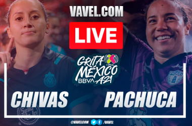Chivas Femenil vs Pachuca Femenil: Live Stream, Score Updates and How to Watch Liga MX Femenil Match