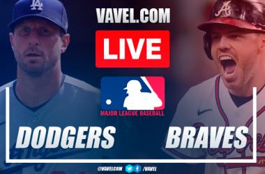 Runs and highlights: Los Angeles Dodgers 4-5 Atlanta Braves in Game 2 MLB 2021
