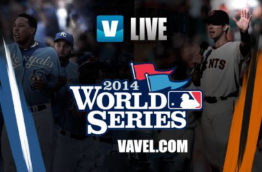2014 World Series Game 7 Live: Giants - Royals Live of MLB Results