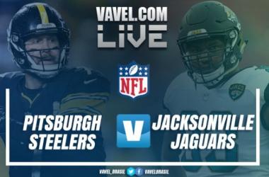 Resultado Pittsburgh Steelers vs Jacksonville Jaguars nos playoffs da NFL (42-45)