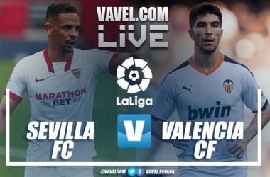 Resumen del Sevilla FC vs Valencia de LaLiga (1-0)