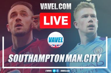 As it happened: Southampton 1-0 Manchester City Premier League