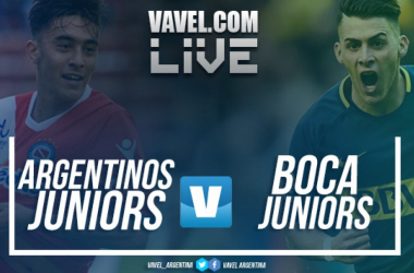 Argentinos Juniors vs Boca Juniors | Foto: VAVEL