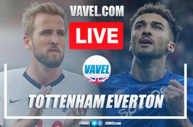 As it happened: Tottenham Hotspur 1-0 Everton in Premier League