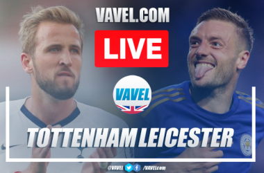 Tottenham Hotspur 3-0 Leicester City: Goals and Highlights
