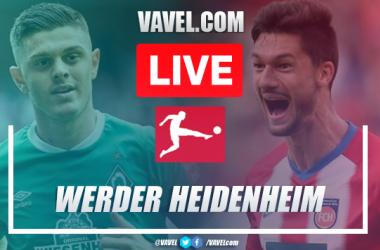 As it happened: Werder Bremen 0-0 Heidenheim in 2020 Bundesliga Playoff