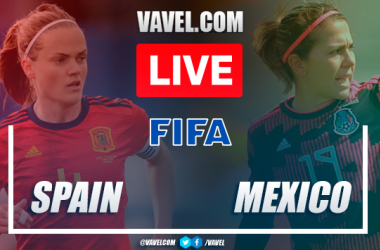 Goals and highlights: Spain 3-0 Mexico in International Women's Friendly Game