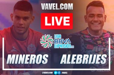 Goals and highlights: Mineros Zacatecas 6-0 Alebrijes Oaxaca in 2021 Liguilla Expansion MX