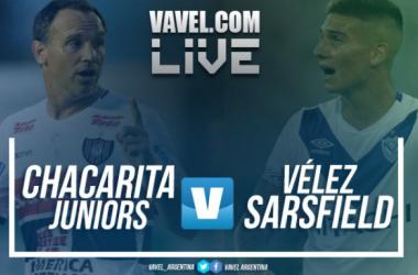 Chacarita vs Vélez Sarsfield | Foto: VAVEL