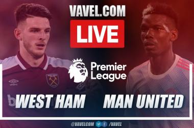 Gols e melhores momentos de West Ham 1x2 Manchester United pela Premier League