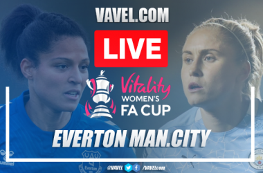As it happened: Manchester City win the 2019/20 Women's FA Cup against Everton