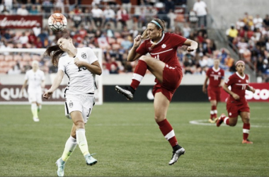Result Canada 1-1 USWNT in 2017 International Friendly