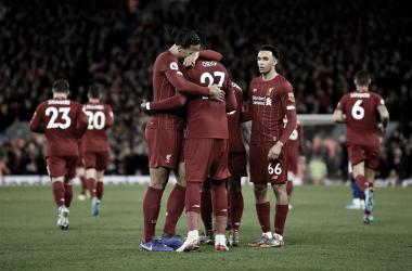 El Liverpool se lleva el derbi en Anfield