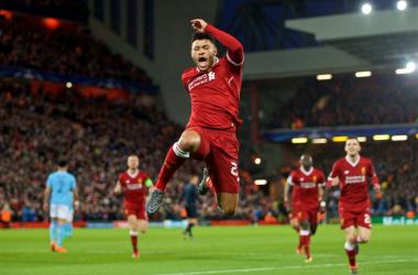 Liverpool, semifinale ipotecata. E Klopp batte ancora Guardiola | www.twitter.com (@LFC)