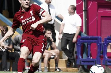 El Liverpool no pasó del empate ante el Bury en su Pre-Temporada I Foto: Liverpool FC