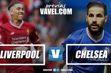 Liverpool - Chelsea: el primer cara a cara es por Copa de la Liga