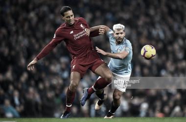Los nombres propios del Liverpool-Manchester City