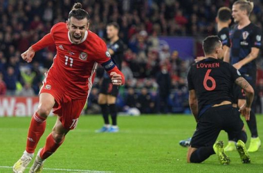 Wales held to a point in Cardiff
