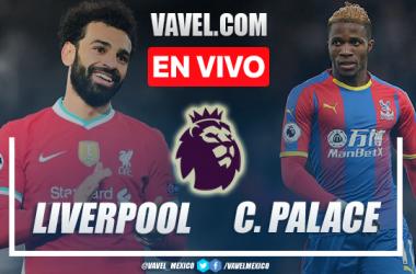 Liverpool vs Crystal Palace EN VIVO: ¿cómo ver transmisión TV online en Premier League?