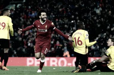 """Mohamed Salah, elegido """"Jugador del Mes"""" por cuarta vez"""